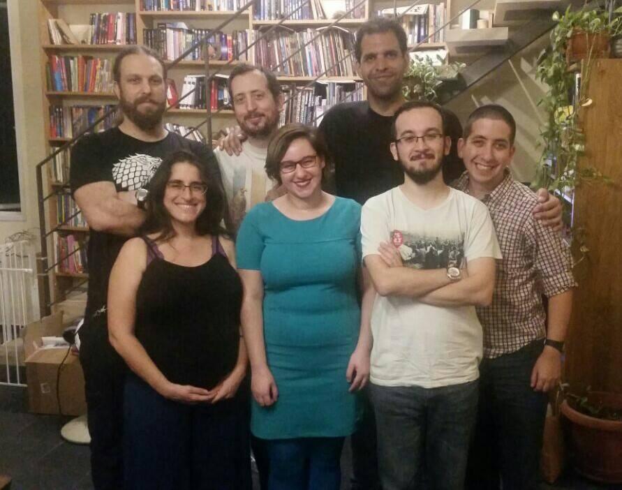 הודעה על אסיפה כללית של האגודה הישראלית למדע בדיוני ולפנטסיה – בחירות למוסדות העמותה 2017