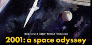 2001: אודיסיאה בחלל - פוסטר הסרט