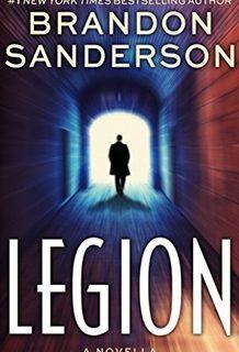 לגיון – ביקורת על הספר של ברנדון סנדרסון